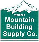 Welches Mountain Building Supply Co.